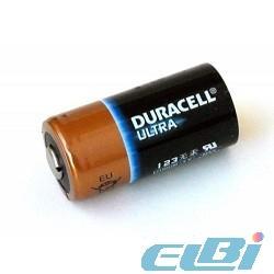 Батарейки CR123