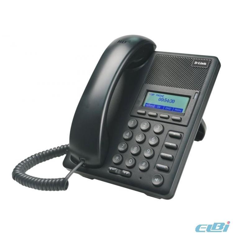 D-Link - IP телефония