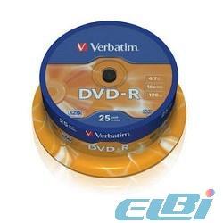 DVD-R, DVD-RW диски в упаковке Cake box и Bulk