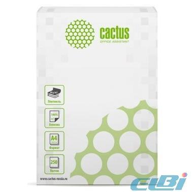 Бумага белая офисная Cactus