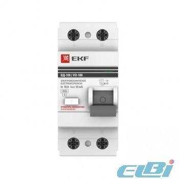 EKF УЗО и устройства защиты от импульсных перенапряжений