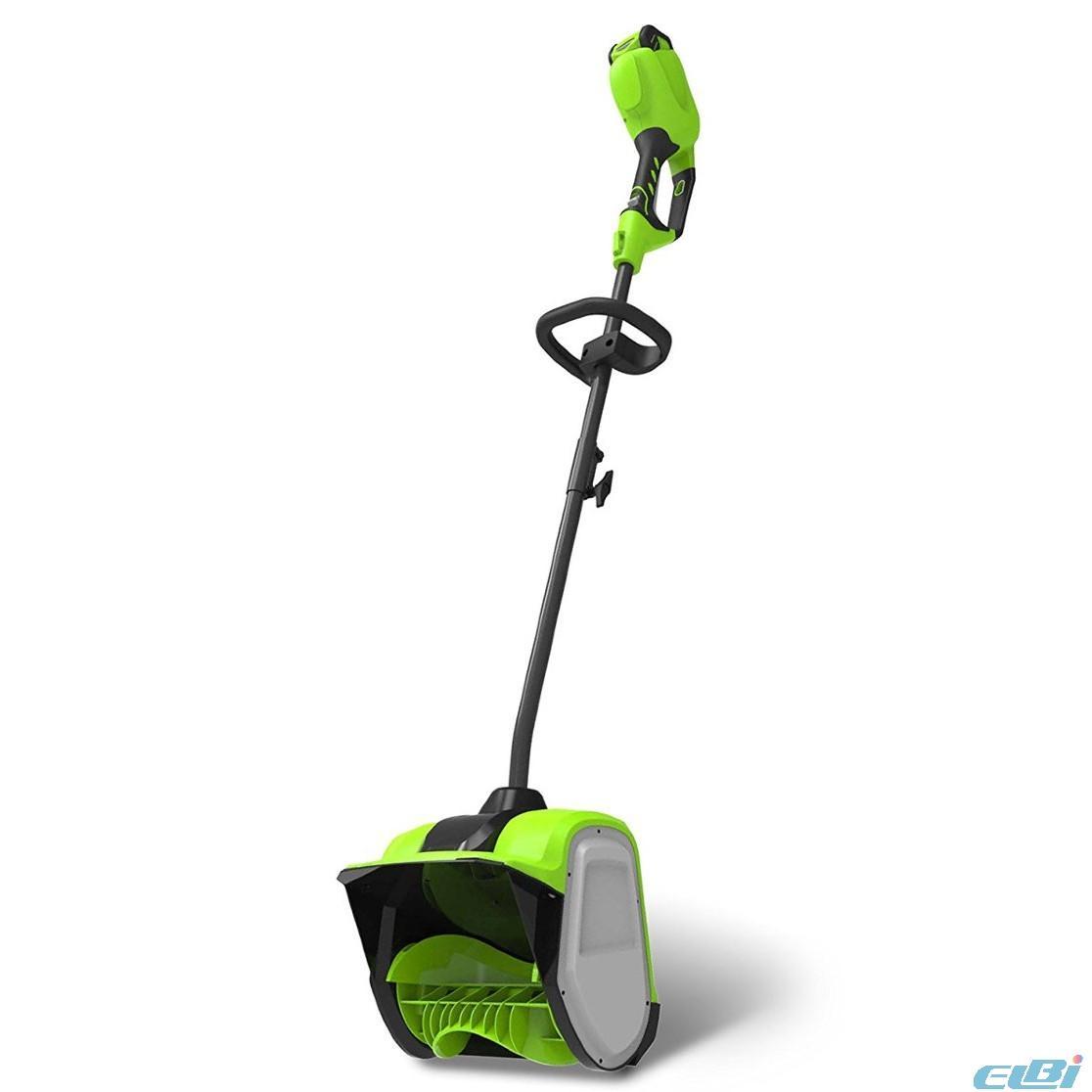 GreenWorks Снегоуборочная техника