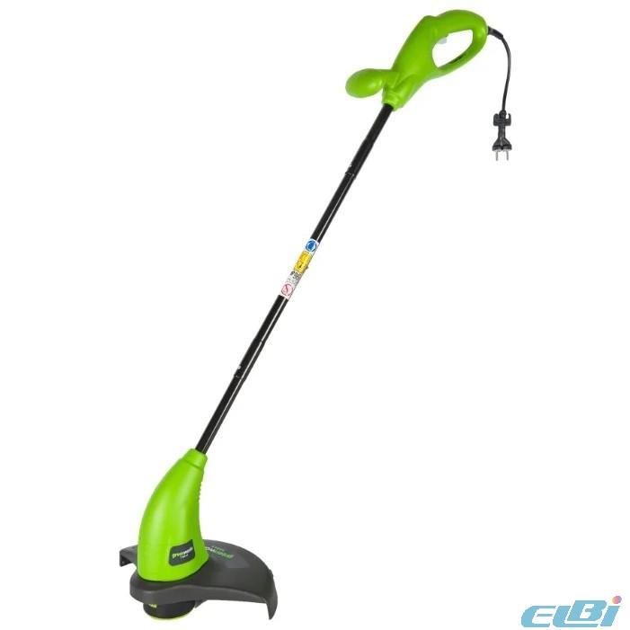 GreenWorks Триммеры, Электро и бензокосы