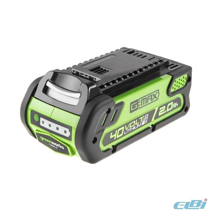 GreenWorks Аккумуляторы и зарядные устройства
